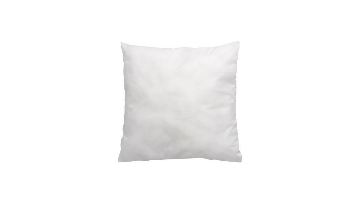 snoozing coussin recouvrir carr 45x45 cm blanc. Black Bedroom Furniture Sets. Home Design Ideas