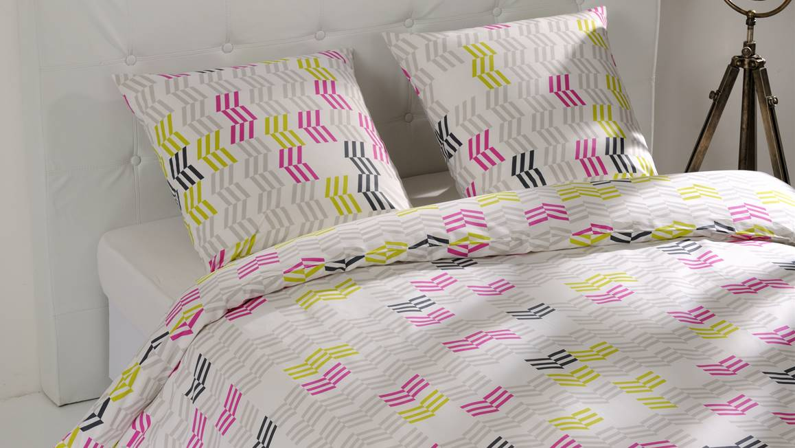 Housse de couette charles snoozing dessin tendance for Housse de couette tendance